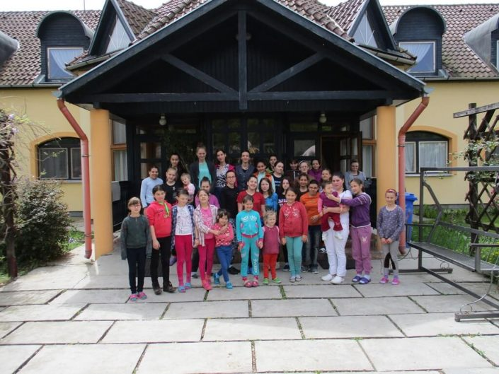 Nagydobronyi Irgalmas Samaritánus Református Gyermekotthon